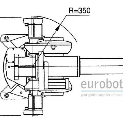 mtb 750 irbp 750k konumlay u0131c u0131l u0131 abb irb1400 ikiz robot h u00fccresi flexarc m97a s4c